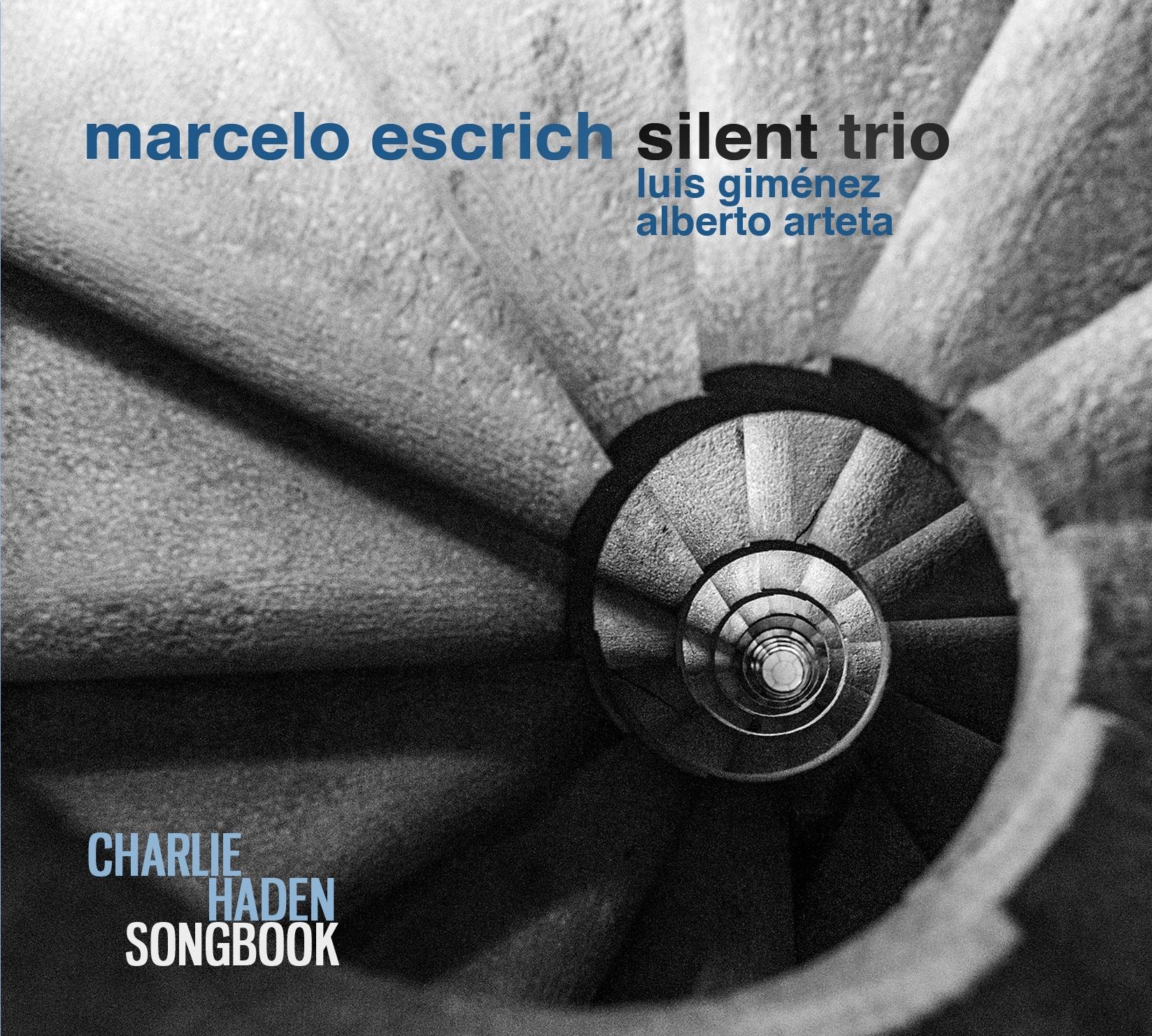 Marcelo Escrich silent trio. Charlie Haden Songbook