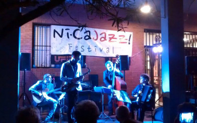 Festival de Jazz de Alcanadre (La Rioja)
