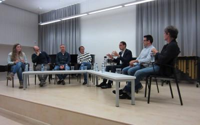Conferencia en el CSMN