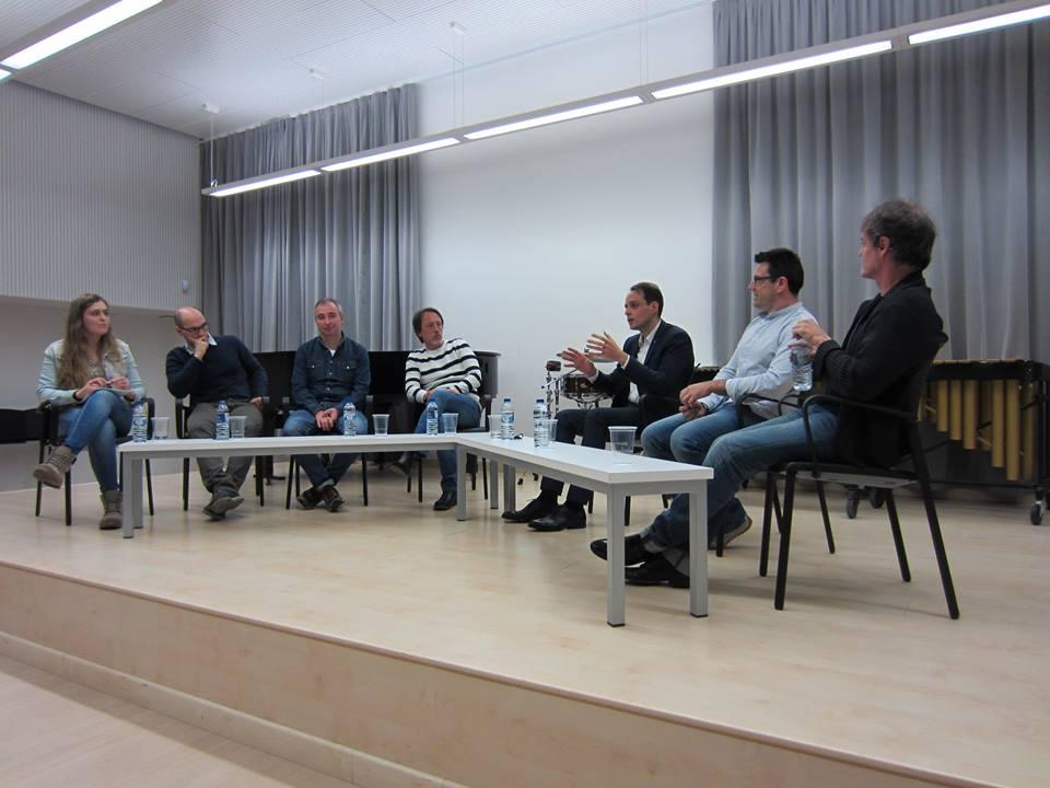 Foto conferencia