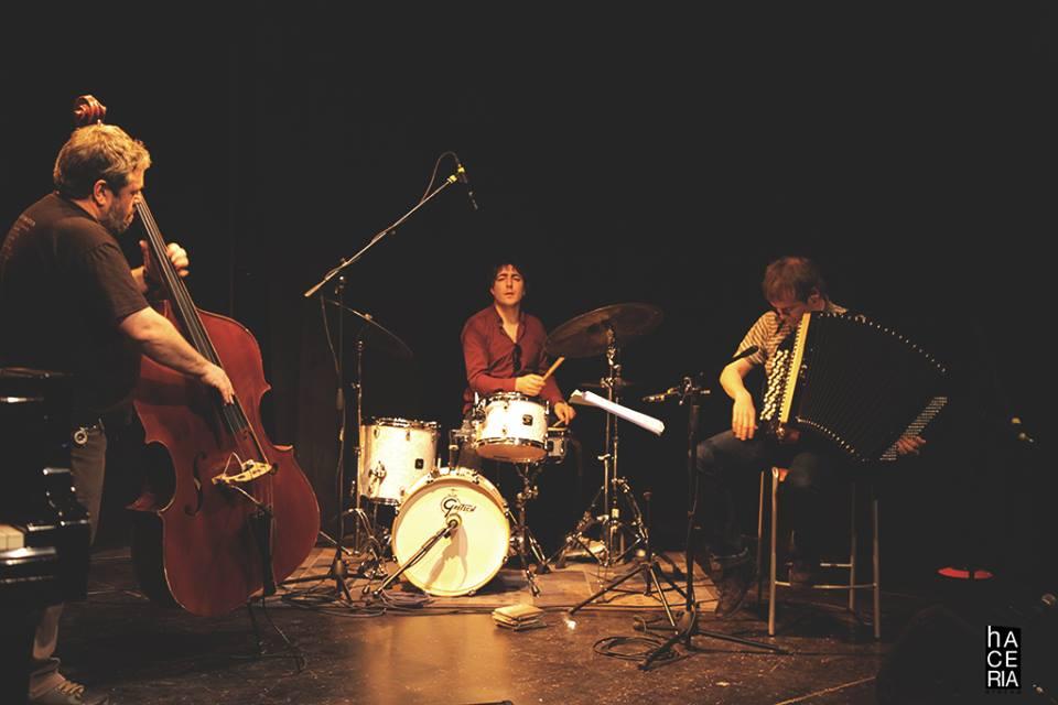 En Hacería jazz club (Bilbao)